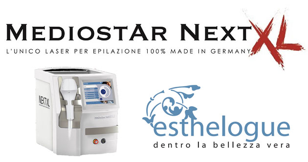 Mediostar Next Xl l'unico laser per l'espiazione made in germany